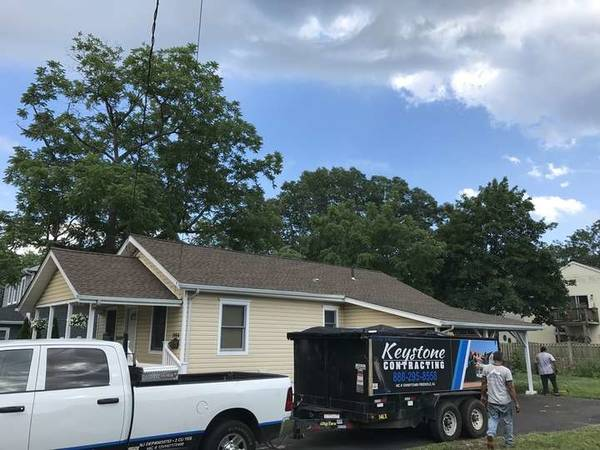 New GAF Timberline Roof Installation in Wall, NJ (1)