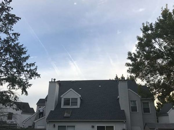 New Gaf Timberline Pewter Gray Roof in Freehold Township (1)