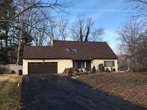 New GAF Barkwood Timberline HD roof in Manalapan (1)
