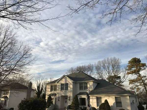 New GAF Timberline Pewter Grey Roof Installation in Manalapan, NJ (1)