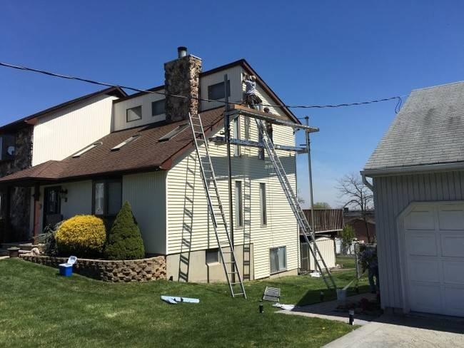 Siding in South River, NJ by Keystone Contracting LLC