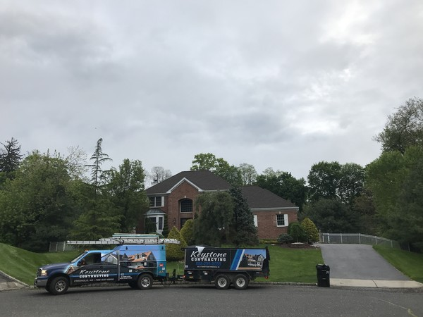 New GAF Timberline Roof in Middletown, NJ (1)
