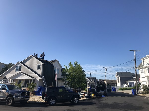 Roof Installation in Lavaette, NJ (1)
