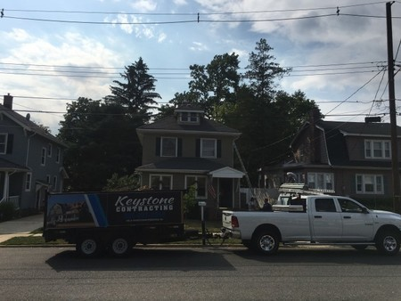 New GAF Timberline Roof in Freehold, NJ