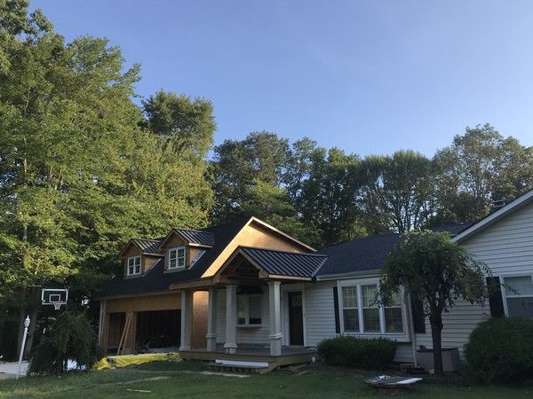New Gaf Timberline Roof with Everlast Metal Dormers in Marlboro, NJ (1)