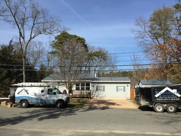 New Roof & Gutters in Forked River, NJ