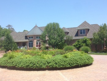 GAF Camelot roofing shingles in Tuckerton, NJ