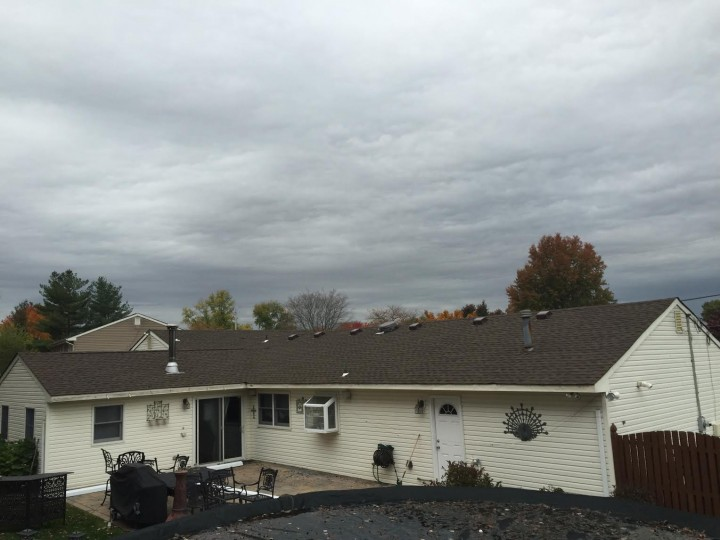 New Roof Install in Monroe, NJ