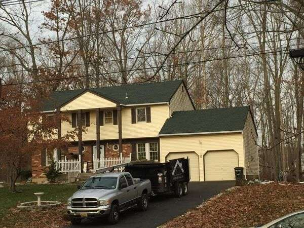 New Roof Installed in Hightstown, NJ