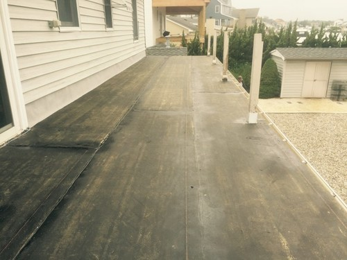 Flat Roof in Toms River, NJ
