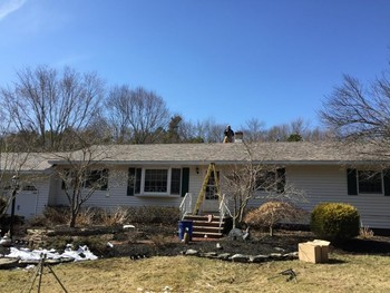 New Roof and Gutters in Monroe, NJ