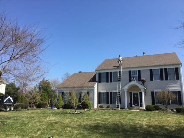 New Roof Installation in Freehold, NJ