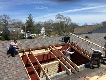 Frame and Install New Skylights in Spring Lake, NJ