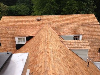 Cedar Shake Roof in Rumson, NJ