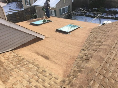 Flat Roof Repair in Neptune, NJ