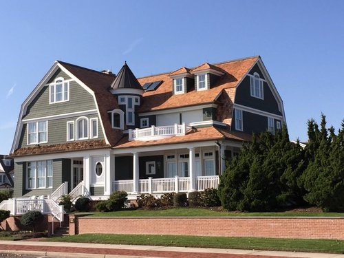 Cedar Shake Roof Installation in Sea Girt, NJ